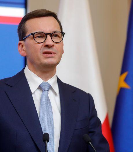 Poolse premier waarschuwt Europese Unie voor 'derde wereldoorlog'