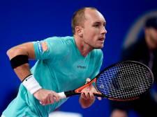 Darcis à Antalya, De Greef à Wimbledon: éliminations précoces pour les Belges