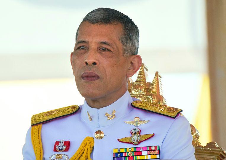 Koning Maha Vajiralongkorn.