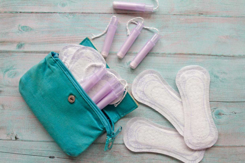 Menstruatieproducten Beeld Getty Images