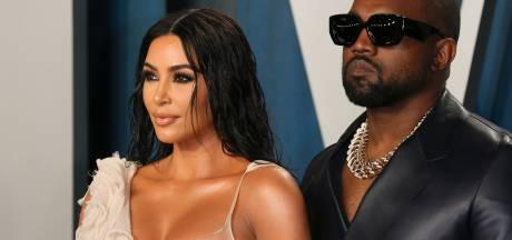 Het is over: Kim Kardashian vraagt scheiding van Kanye West aan