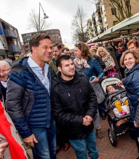 Oost-Nederland rekent af met links en kleurt VVD-blauw