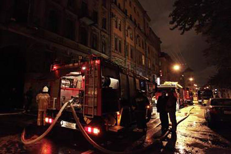 Bij deze brand kwamen zes bouwvakkers om het leven.
