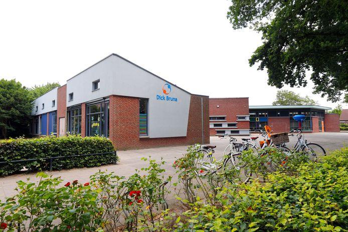 De Dick Brunaschool in Veldhoven.