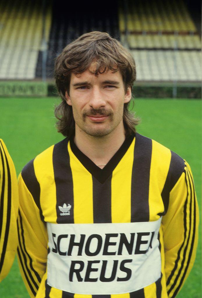 Raymond de Vries in 1988.