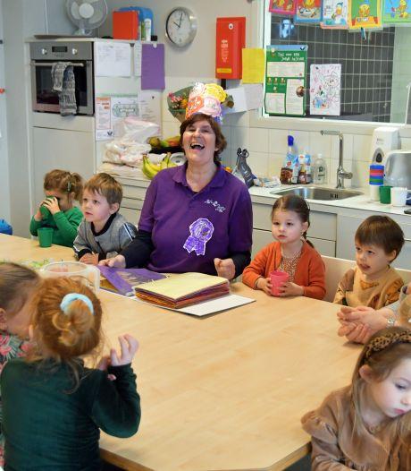 Terneuzense veertig jaar in de kinderopvang:  'Kinderen blijven leuk'