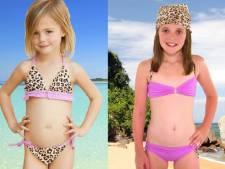 Les bikinis pour jeunes filles trop sexy de Liz Hurley