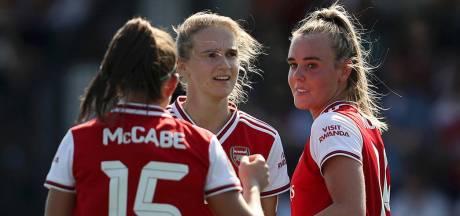 De twaalf clubs en twaalf Nederlanders in de FA Women's Super League