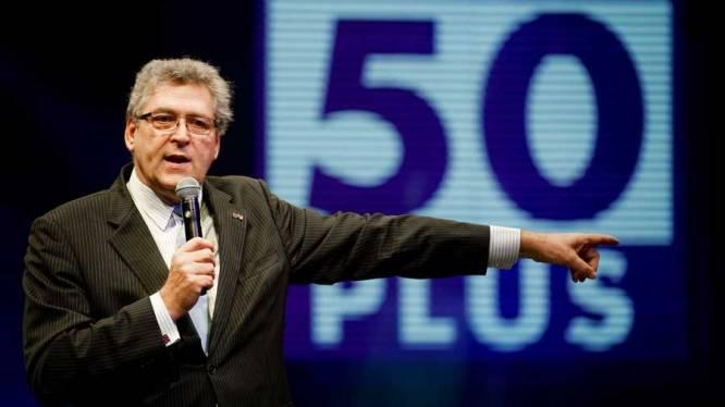 50Plus groeit verder in peilingen naar 12 zetels