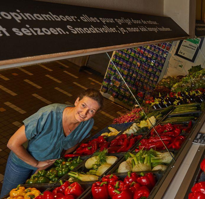 Roosmarijn Saat:  ,,Onze biologische producten worden lokaal ingekocht en we werken met zogenoemde korte ketens.''