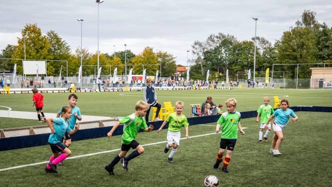 Volop fanatisme bij eerste 'Gras-editie' Streetsoccer in Oldenzaal