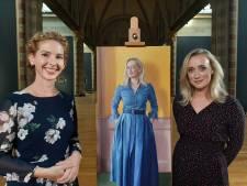 Rotterdamse Rosa Boomsma wint Sterren op het Doek met dit portret van Eva Jinek: 'Ik was altijd al fan'