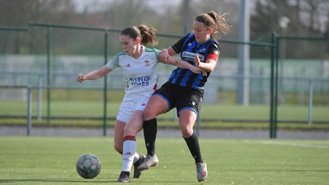 """Ellen Martens en Club YLA verliezen eerste duel in play-off 1: """"Tikkeltje geluk ontbrak"""""""