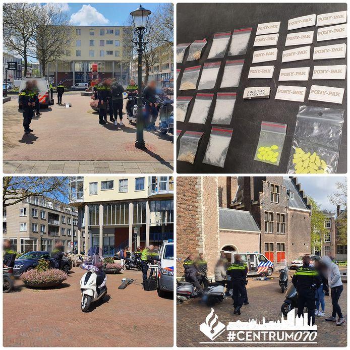 Verkeerscontrole Den Haag.