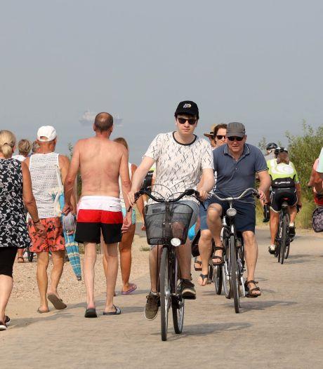 In Cadzand, Nieuwvliet, Breskens en Sluis kun je straks ieder moment van de dag een elektrische fiets huren