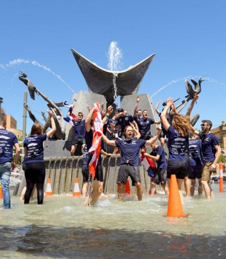 Trots bij Solar Team Eindhoven: 'Veel ups en downs, blij dat we Challenge hebben kunnen uitrijden'