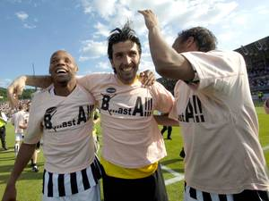 Tien jaar geleden: de wereld op zijn kop in het Italiaanse voetbal