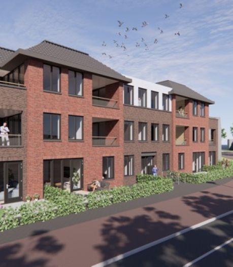 Vaarwel café, hallo nieuwbouw: 14 nieuwe appartementen op plek Oude Brouwhuis in Liessel