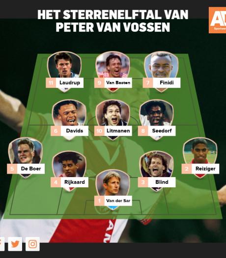 Dit is het sterrenelftal van... Peter van Vossen