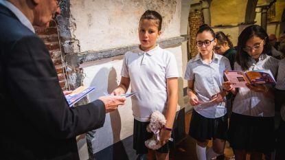 Met Bavo op ontdekking door kathedraal