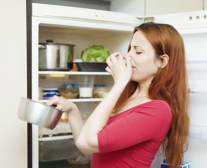 Voor bereide restjes kan je altijd op je neus vertrouwen.