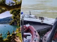 Une Belge toujours détenue à Côme deux mois après un accident de bateau mortel sur le lac