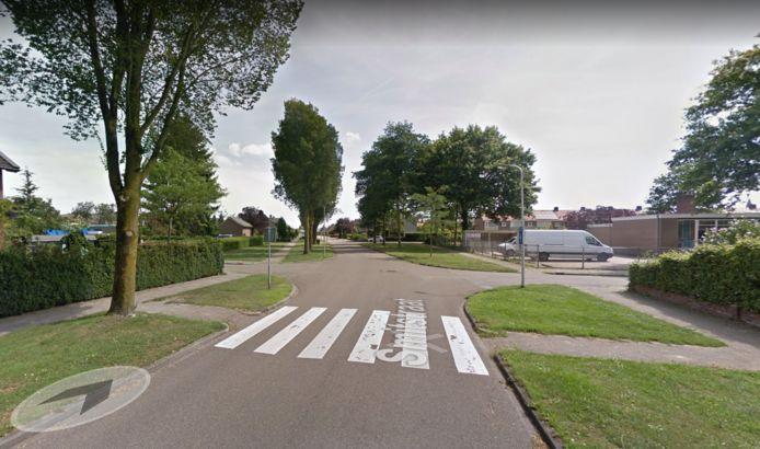De Smitstraat in de Ommense wijk Laarakkers is een van de wegen die een opknapbeurt krijgt.