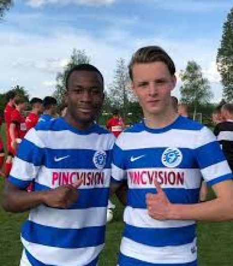 Talent Nourdin Bergwerff (17) verruilt Arnhemse Boys voor DUNO