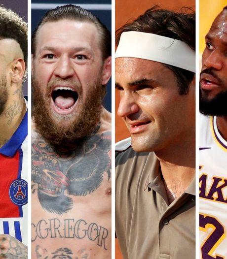 Quels sont les 10 sportifs les mieux payés au monde en 2020?