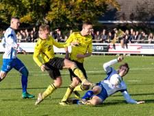 Poulefase districtsbeker amateurvoetbal barst weer van de derby's