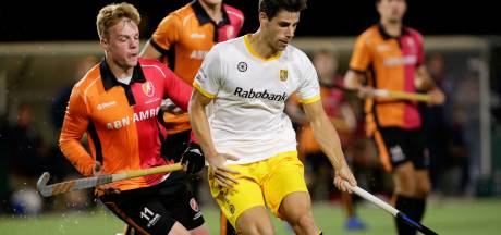 Mannen Oranje-Rood thuis hard onderuit tegen Den Bosch: 2-4
