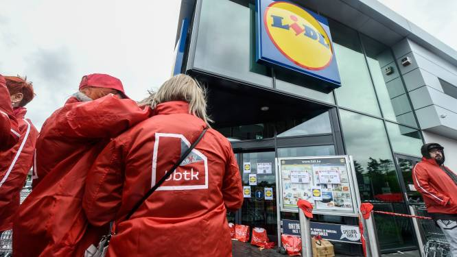 Vakbond BBTK bereikt doorbraak om hoge werkdruk bij Lidl aan te pakken