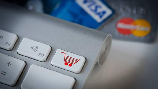 Belgen gaven bijna 3 miljard euro online uit in eerste kwartaal