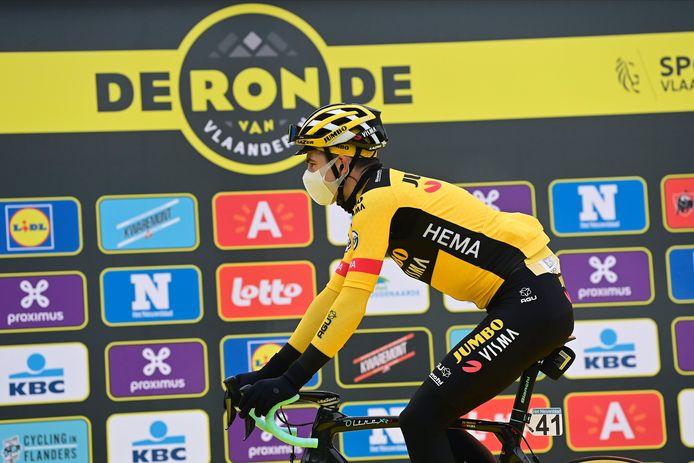 Après le Mérite Sportif, le titre de Flandrien de l'année pour Wout Van Aert?