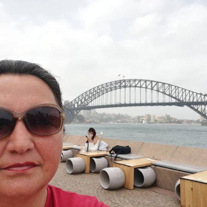 Anja de Lorijn in Sydney.