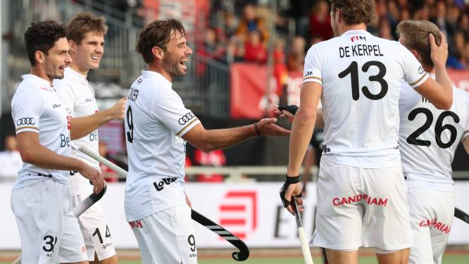 Red Lions winnen Vlaams Sportjuweel