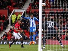 Lukaku en Matic loodsen United naar halve finale FA Cup