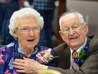 Ontmoet Harvey (104) en Irma (93), al 75 jaar getrouwd en nog even stormachtig verliefd