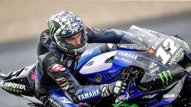 """Bizar verhaal: Yamaha schorst MotoGP-coureur """"omdat hij zijn motor verkeerd heeft bediend"""""""