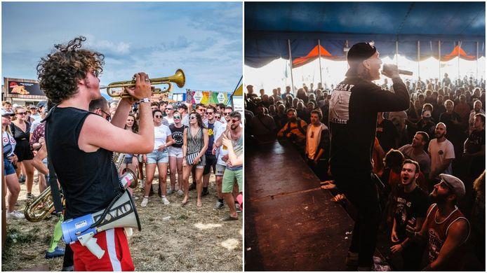 Zowel Festival Dranouter als Ieperfest hopen dit jaar iets op poten te kunnen zetten.