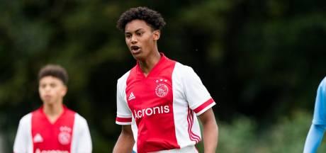In memoriam | Noah Gesser (16) was een spits zoals ze die bij Ajax graag zagen