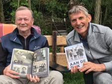 Koos en Willy maakten een boek als monument voor de Waaldijk