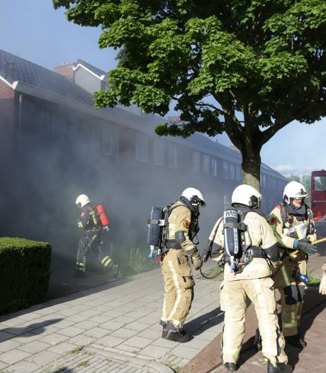 Brandweer rukt uit voor keukenbrand in Nijverdal