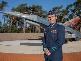Nieuwe commandant voor de vliegbasis Kleine-Brogel: Kolonel vlieger Vanheste neemt de leiding van de 10de Tactische Wing