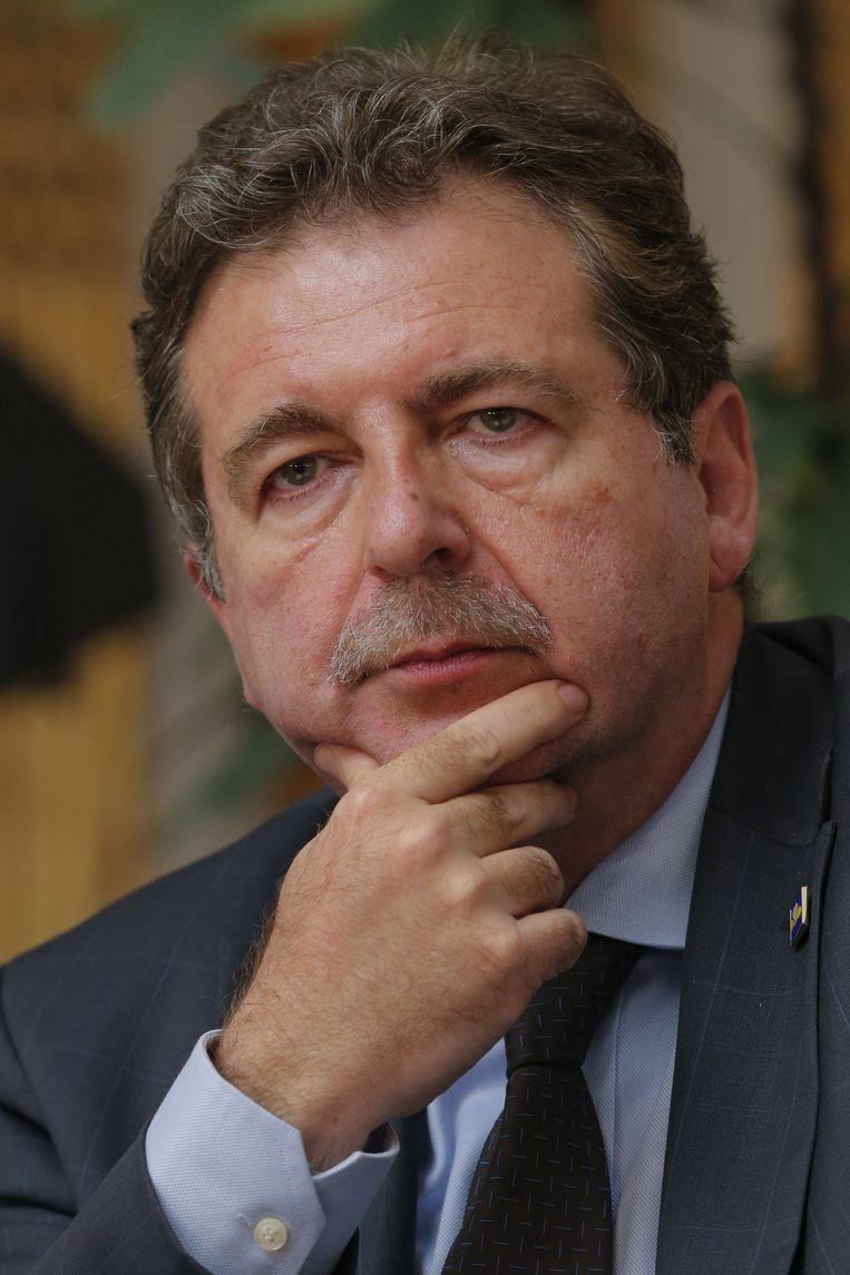 Rudi Vervoort. Beeld BELGA
