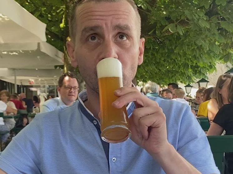 """""""Hmmm, lekkrig"""": bier proeven met Sam Gooris in Salzburg"""