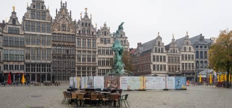Dit doet corona met de koers van het jaar: doods Antwerpen bij start Ronde van Vlaanderen