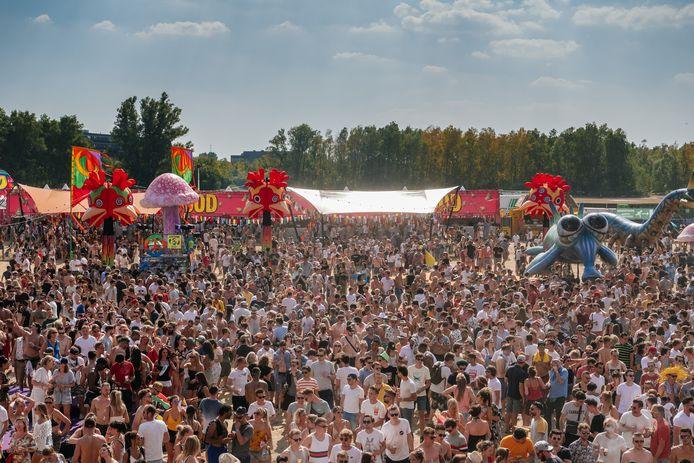 De festiviteiten op de Middenvijver lokken gemiddeld 10.000 bezoekers en de capaciteit kan zelfs nog omhoog.