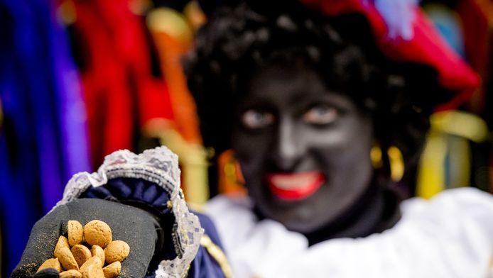 Klassieke Zwarte Piet.