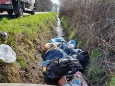 Boetes voor afval dumpen te laag? Daar kan Roosendaal niks aan doen
